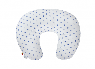 Lilla Lull Breast Feeding Pillow (Crowns)