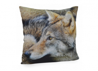 Decorative Cushion 02WOLF