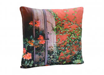 Decorative Cushion 01FLOWER