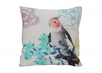 Decorative Cushion 02BIRD