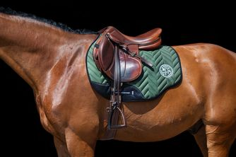 Bamboo Saddle Pad