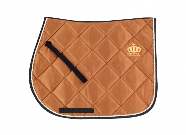 Royal Diamond Saddle Pad